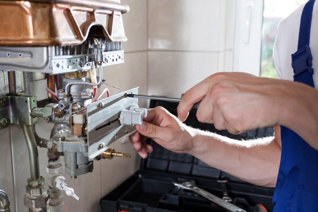 hot water repairs North Shore